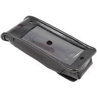 Soryt Ledertasche Alcatel Mobile Reflexes 300/ 400 (Stahlgürtelclip)