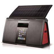 Soulra XL SP500 Solar-Soundsystem, schwarz
