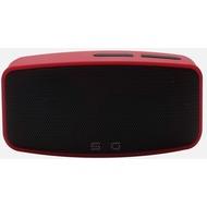 SOUND2GO Axess Bluetooth Lautsprecher, rot/ schwarz