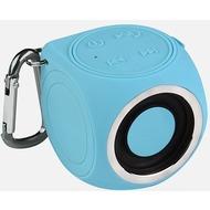 SOUND2GO WaterCube Bluetooth Lautsprecher, eisblau