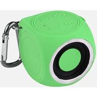 SOUND2GO WaterCube Bluetooth Lautsprecher, grün