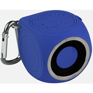 SOUND2GO WaterCube Bluetooth Lautsprecher, kobalt-blau