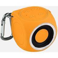 SOUND2GO WaterCube Bluetooth Lautsprecher, orange