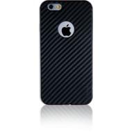 Spada Back Case für Apple iPhone 6, Carbon Look, schwarz