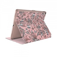 Speck HardCase Speck Balance Folio + Print iPad Pro (10.5) w/ Magnet Lillymodern Rose Gold/ Crepe Pink/ Cathedral Green