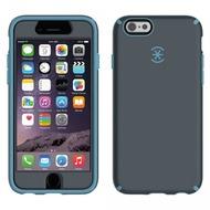 Speck HardCase CandyShell FacePlate für iPhone 6, grau/ blau