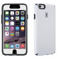Speck HardCase CandyShell FacePlate für iPhone 6, weiß/ grau