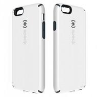 Speck HardCase CandyShell für iPhone 6, weiß/ grau