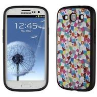 Speck HardCase FabShell für Samsung Galaxy S3, gemustert, bunt