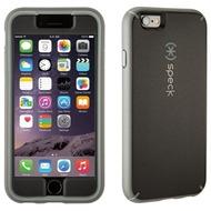 Speck HardCase MightyShell + Faceplate für iPhone 6, schwarz/ grau