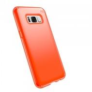 Speck HardCase Speck Presidio Samsung Galaxy S8 Plus Clear Neon Orange