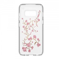 Speck HardCase Speck Presidio Samsung Galaxy S8 Plus Clear Print Goldenblossoms Pink/ ClearHardCase Speck Presidio Samsung Galaxy S8 Plus Clear Print Goldenblossoms Pink/ Clear