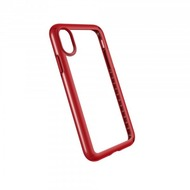 Speck HardCase Speck PRESIDIO Show iPhone (X) Clear/ Heartthrob Red