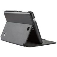 Speck HardCase StyleFolio für Samsung Galaxy Tab 4 8.0, schwarz/ grau
