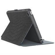 Speck HardCase StyleFolio Luxe für iPad mini 4,  Schlangenhaut-Textur, schwarz/ grau