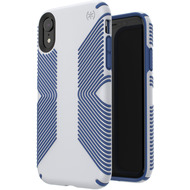 Speck Presidio Grip für iPhone XR Grey/ Blue