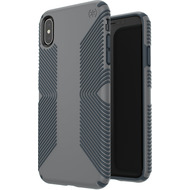 Speck Presidio Grip für iPhone XS Max Grey/ Grey