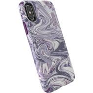 Speck Presidio Inked für iPhone XS/ X Lilac/ Purple