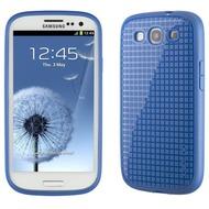 Speck SoftCase PixelSkin HD für Samsung Galaxy S3, blau