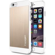 Spigen Aluminium Fit for iPhone 6/ 6s gold