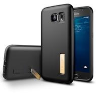 Spigen Capsule Solid for Galaxy S6 schwarz