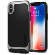 Spigen Case Neo Hybrid for iPhone X gun metal
