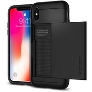 Spigen Case Slim Armor CS for iPhone X black