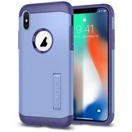 Spigen Case Slim Armor for iPhone X violet