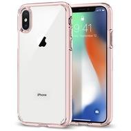 Spigen Case Ultra Hybrid for iPhone X rose crystal