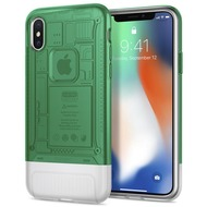 Spigen Classic C1 for iPhone X sage