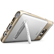 Spigen Crystal Hybrid for Galaxy Note 7 champagne gold