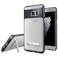 Spigen Crystal Hybrid for Galaxy Note 7 metal slate