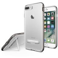 Spigen Crystal Hybrid for iPhone 7 Plus gun metal