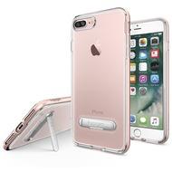 Spigen Crystal Hybrid for iPhone 7 Plus rose gold colored