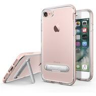 Spigen Crystal Hybrid for iPhone 7 rose gold colored