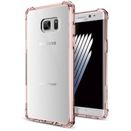 Spigen Crystal Shell for Galaxy Note 7 rose crystal