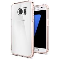 Spigen Crystal Shell for Galaxy S7 rose crystal