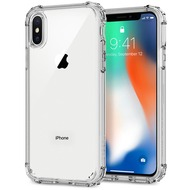 Spigen Crystal Shell for iPhone X crystal clear