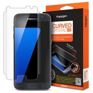 Spigen Curved Crystal for Galaxy S7, crystal clear