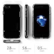 Spigen Flip Armor for iPhone 7 Jet Black