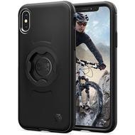 Spigen Gearlock CF101 Bike Mount Case for iPhone X/ Xs black