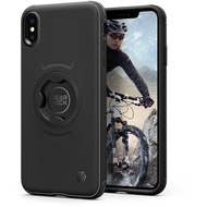 Spigen Gearlock CF103 Bike Mount Case for iPhone XS Max black