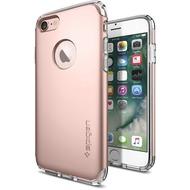 Spigen Hybrid Armor for iPhone 7 rose gold colored