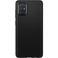 Spigen Liquid Air for Galaxy A71 matt black