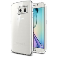 Spigen Liquid Crystal for Galaxy S6 Edge crystal clear