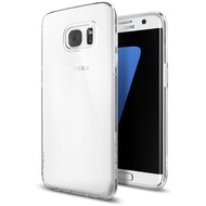 Spigen Liquid Crystal for Galaxy S7 Edge crystal clear