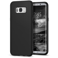 Spigen Liquid Crystal for Galaxy S8 matt black