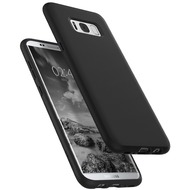 Spigen Liquid Crystal for Galaxy S8+ matt black
