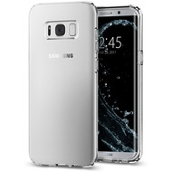 Spigen Liquid Crystal for Galaxy S8 transparent