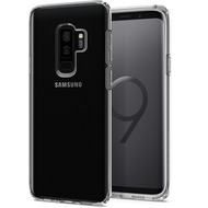 Spigen Liquid Crystal for GALAXY S9+ crystalclear